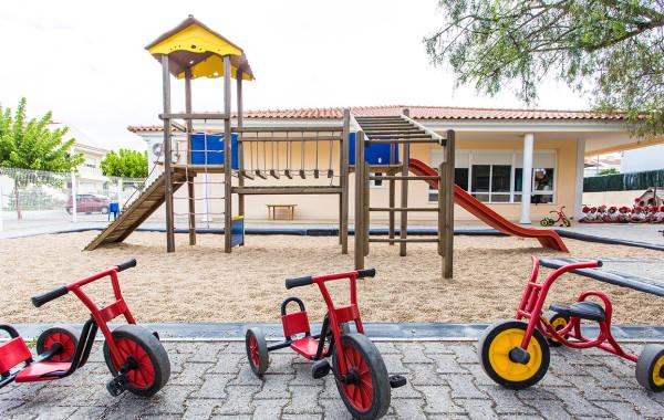 O Colégio – o parque